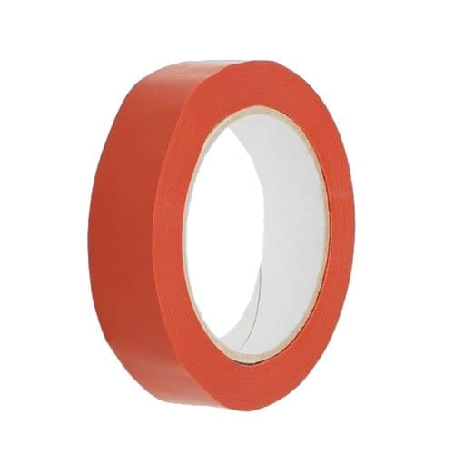 Strapping tape oranje - 12mm x 66m (72 st)