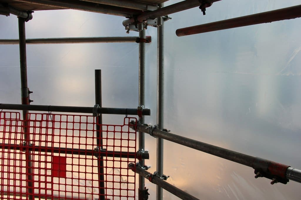Krimpfolie transparant (steiger) - 600cm x 50m x 120my