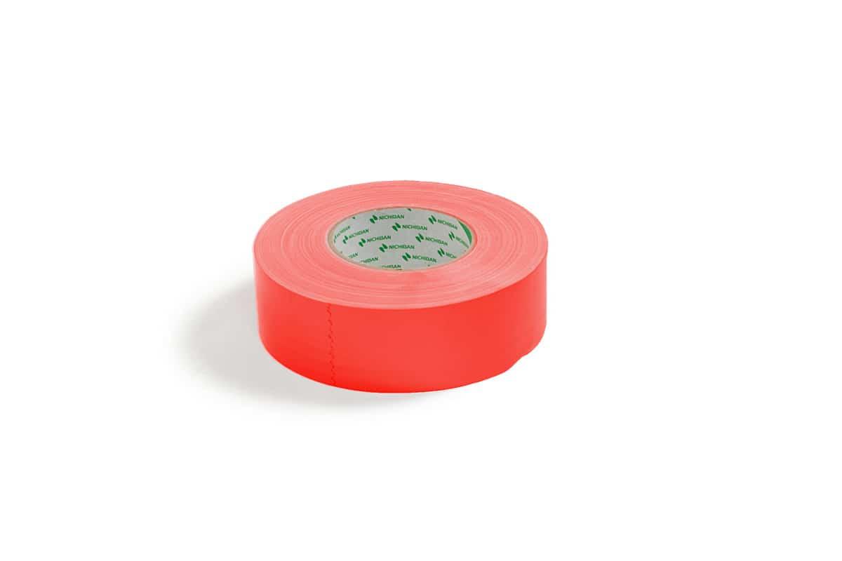 Nichiban® 1200 gaffa tape rood - 38mm x 50m