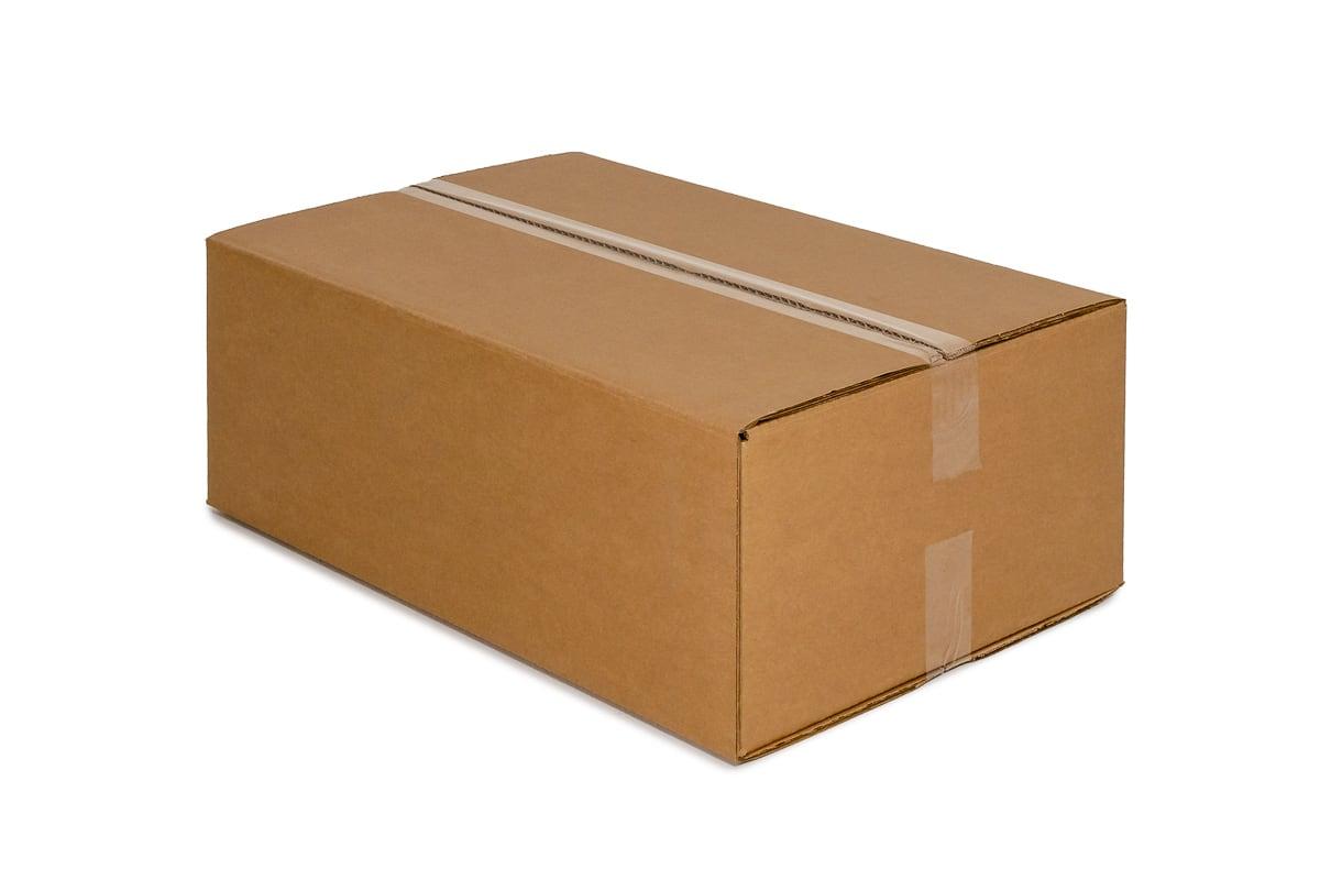 Kartonnen doos - 600 x 400 x 200mm (dubbele golf)