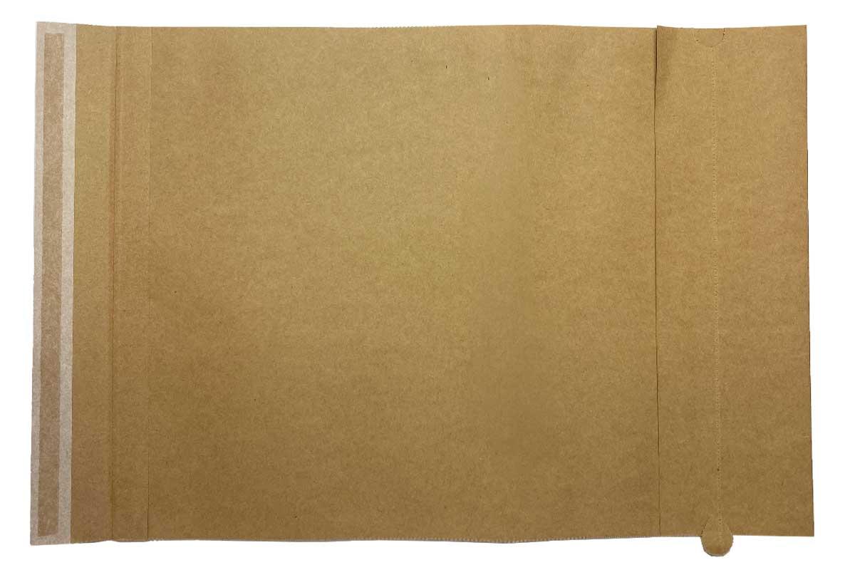 Papieren verzendzakken S Retour - 250 x 350mm (350 st)