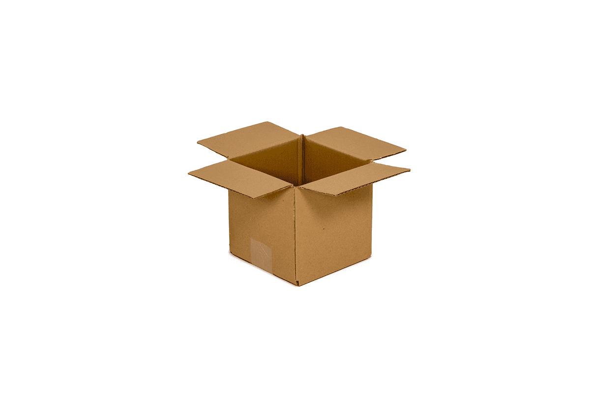 Kartonnen doos - 150 x 150 x 150mm (enkele golf)