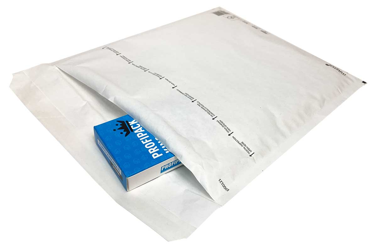 Luchtkussen enveloppen C13 - 150 x 220mm (100 st)