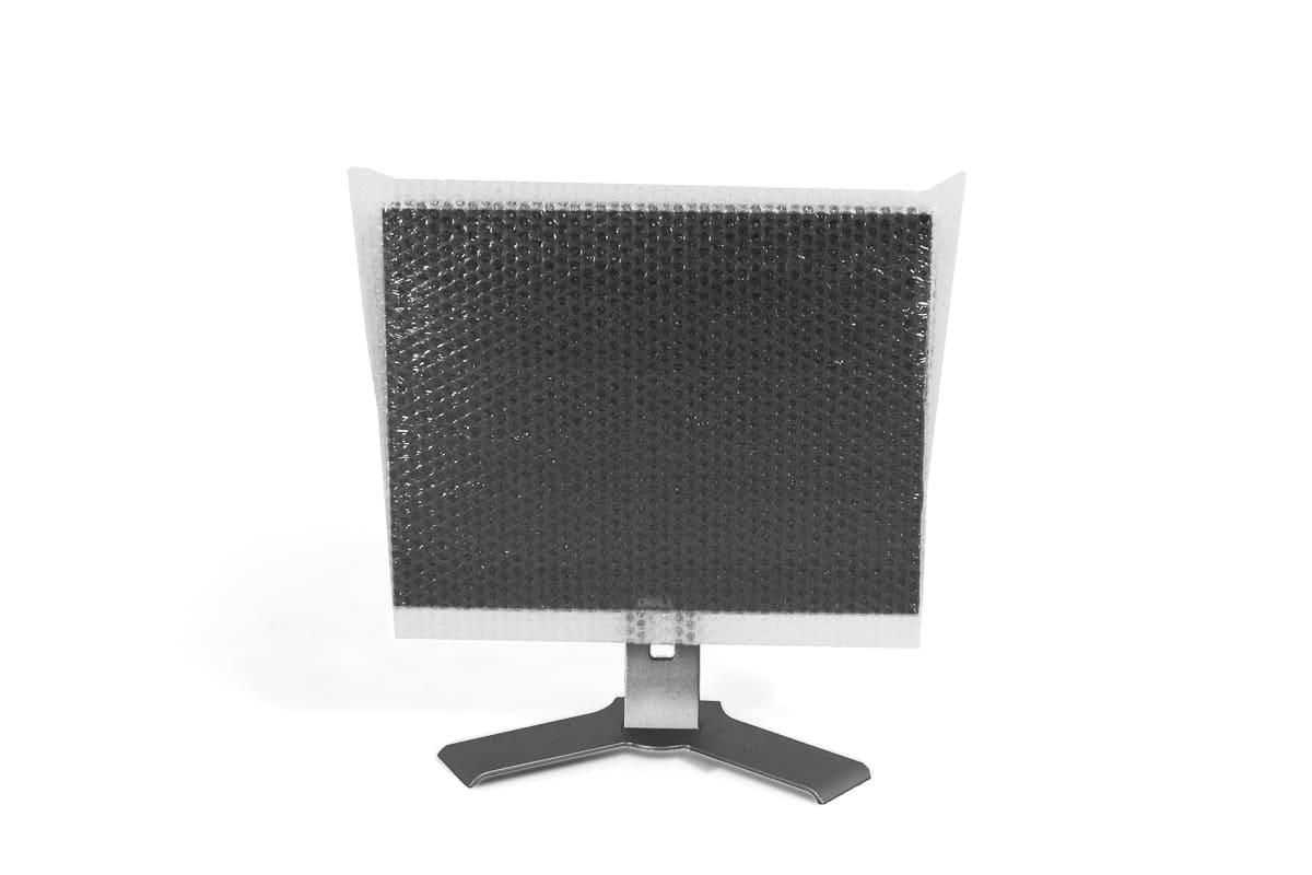 Luchtkussenfolie zakken met foam - 650 x 400mm (150 st)