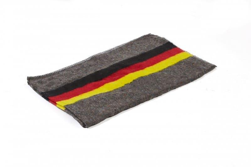 Verhuisdekens Belgische vlag - 150 x 200cm x 1350gr
