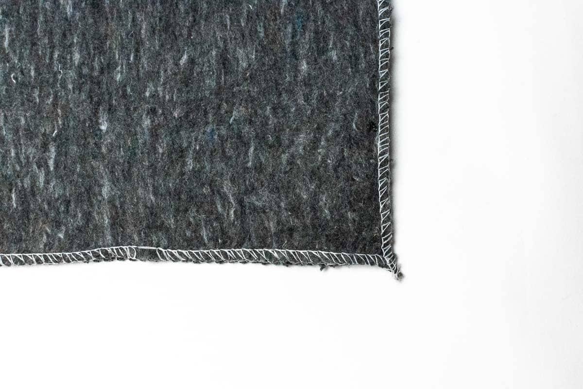 Verhuisdekens grijs - 150 x 200cm x 1500gr