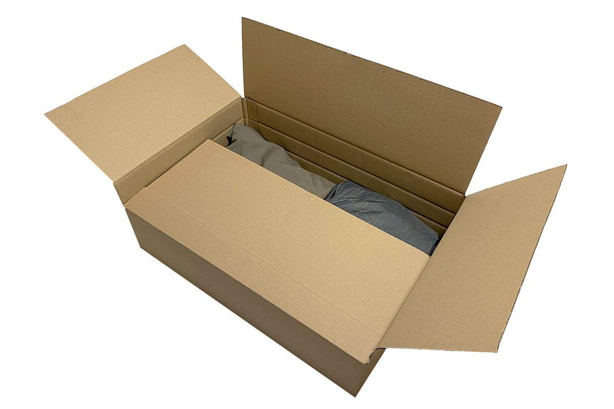 Kartonnen doos - 1000 x 500 x 450mm (dubbele golf)