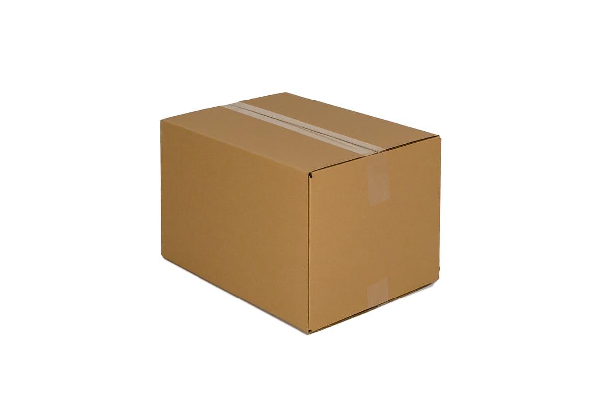 Kartonnen doos - 410 x 310 x 240mm (dubbele golf)
