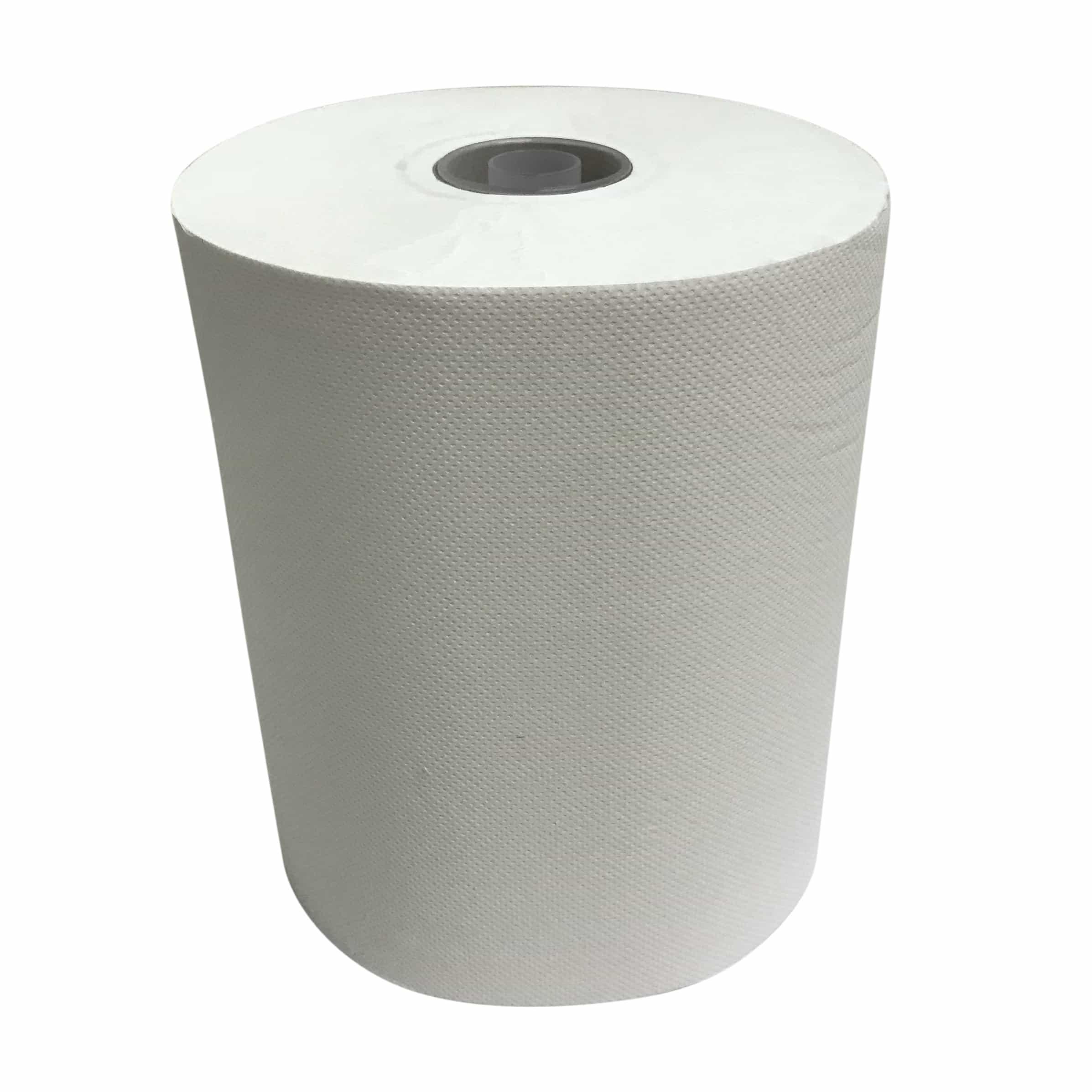 Papieren handdoekrol Mini Matic 2L cellulose Plus - 130m (6 rol)