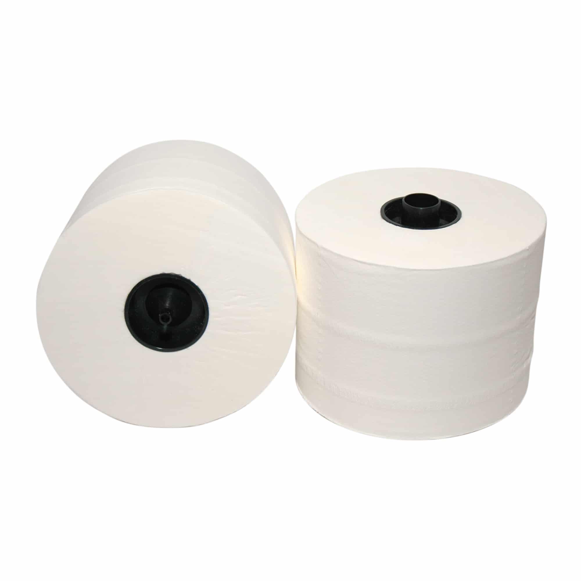 Toiletpapier cellulose met dop 3-laags - 65m (36 rollen)