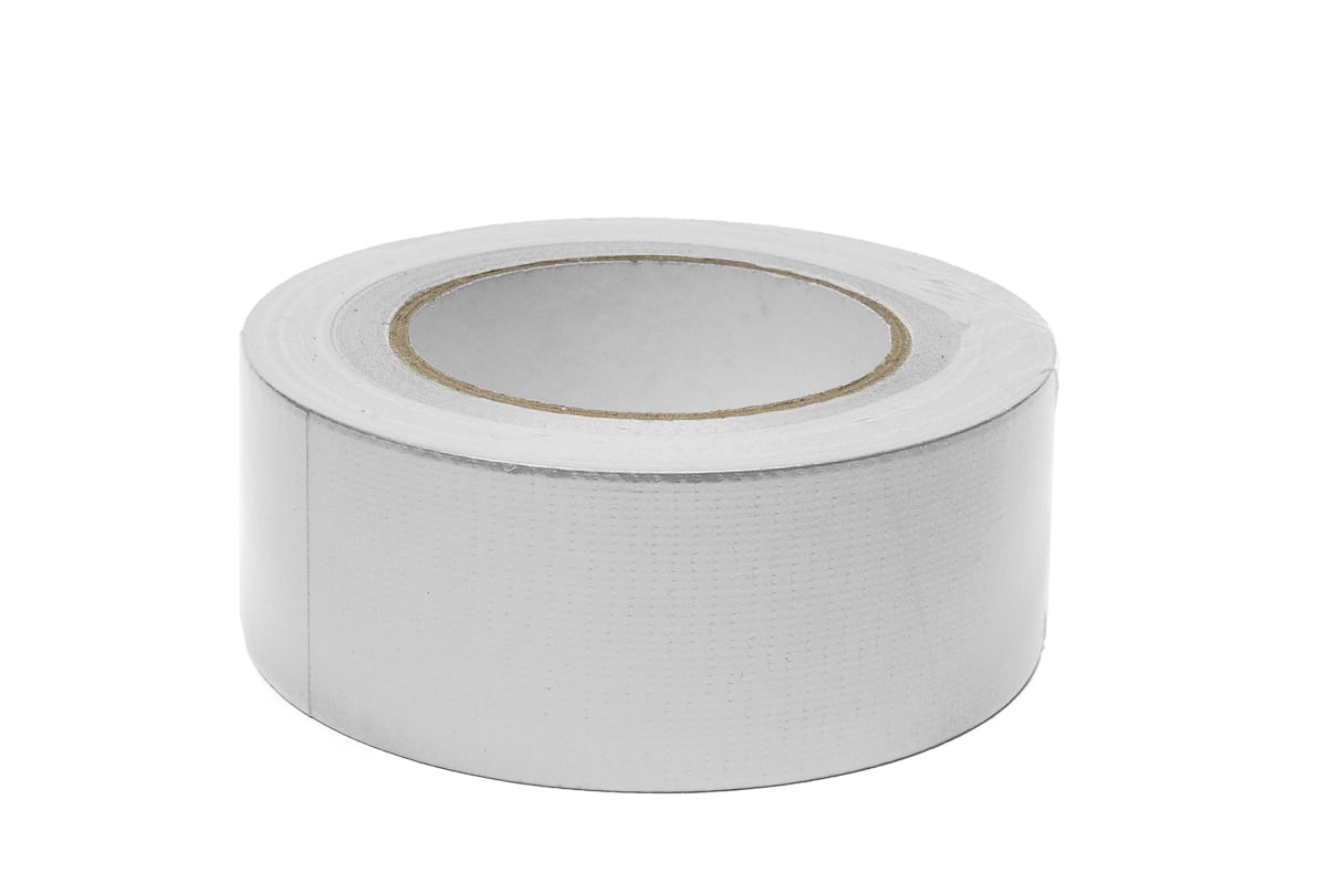 Duct tape wit - 50mm x 50m