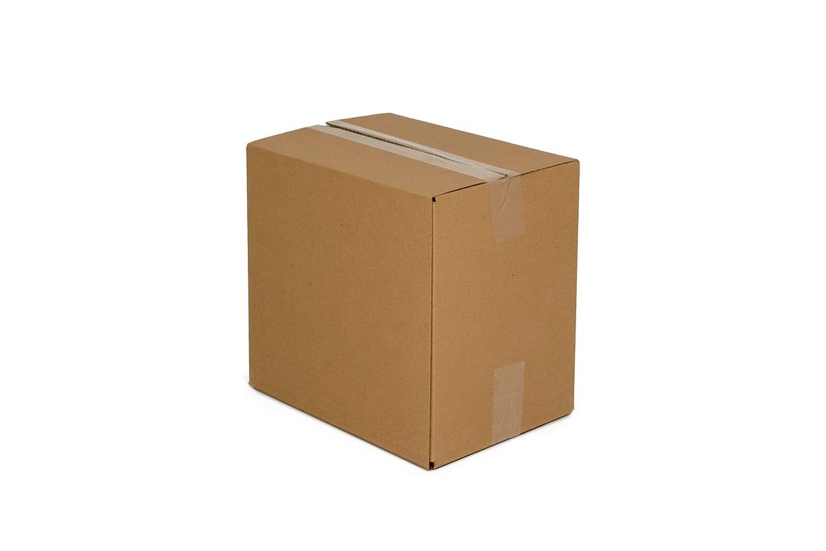Kartonnen doos (A4) - 305 x 220 x 250mm (enkele golf)