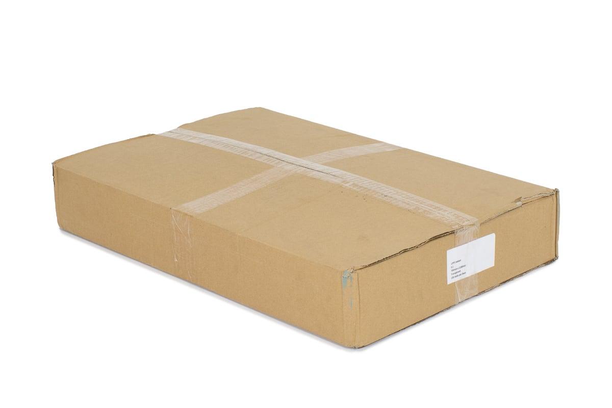 LDPE puinzakken transparant - 70 x 110cm x 100my (100 st)