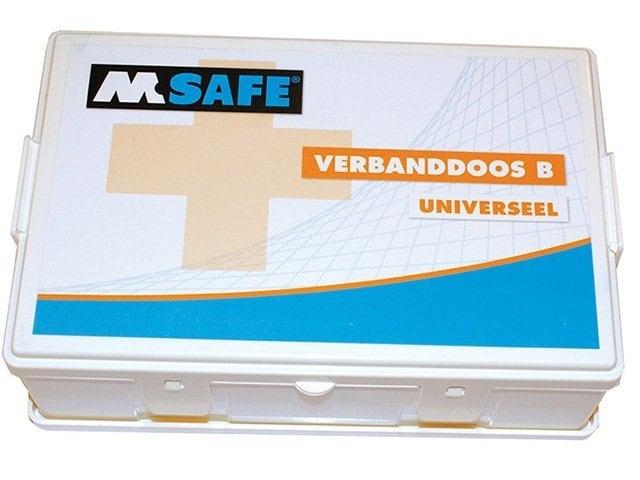 M-Safe bedrijfsverbanddoos B universeel