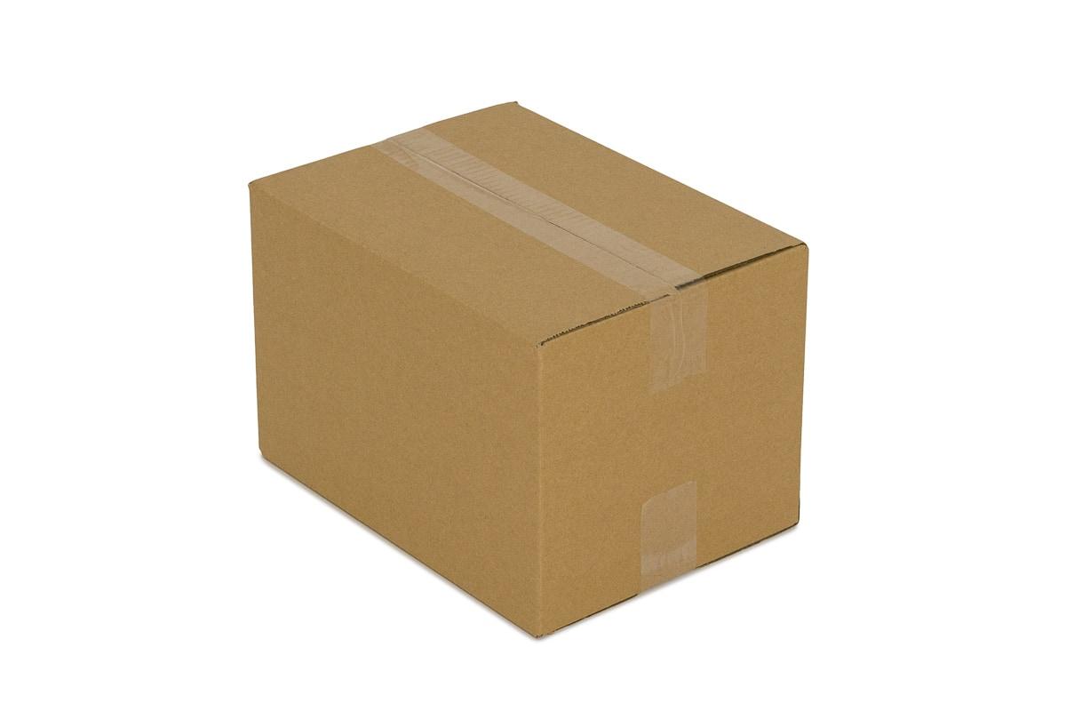 Kartonnen doos - 305 x 220 x 200mm (enkele golf)