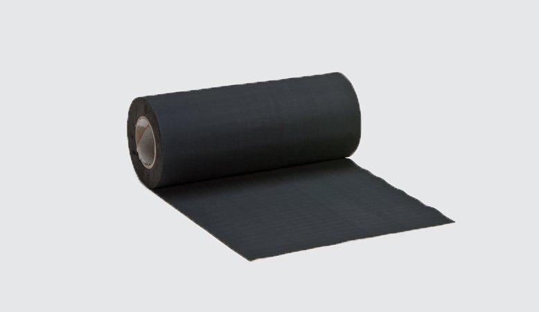EPDM rubberfolie - 25cm x 20m x 0,5mm