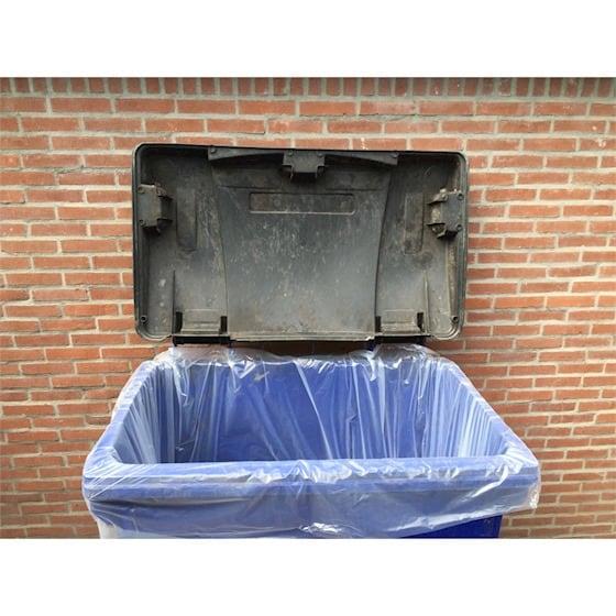 Containerzakken 1100 liter 50my - zonder sluitlint (20 st)
