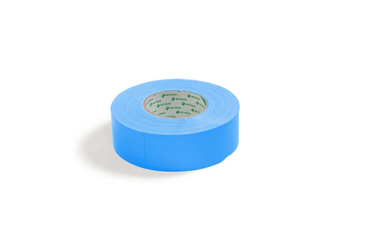 Nichiban® 1200 gaffa tape licht blauw - 38mm x 50m