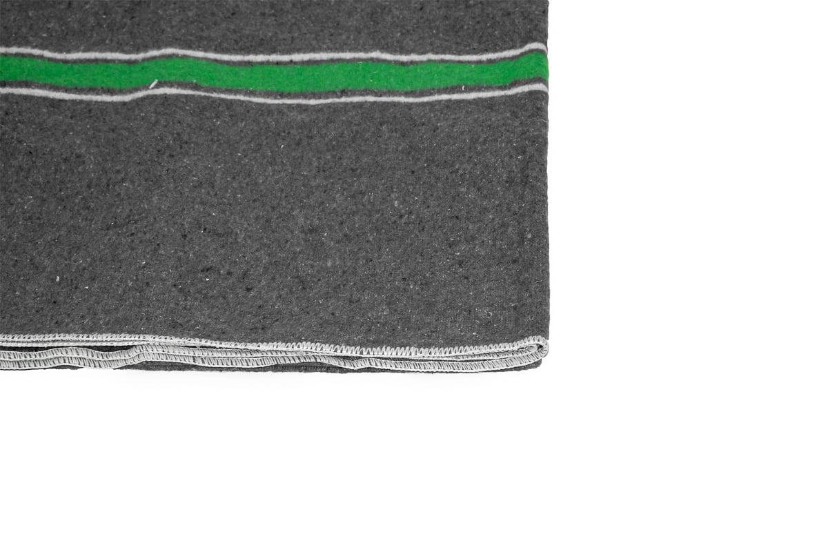 Verhuisdekens fedepack groen/wit - 150 x 250cm x 2065gr (5 st)