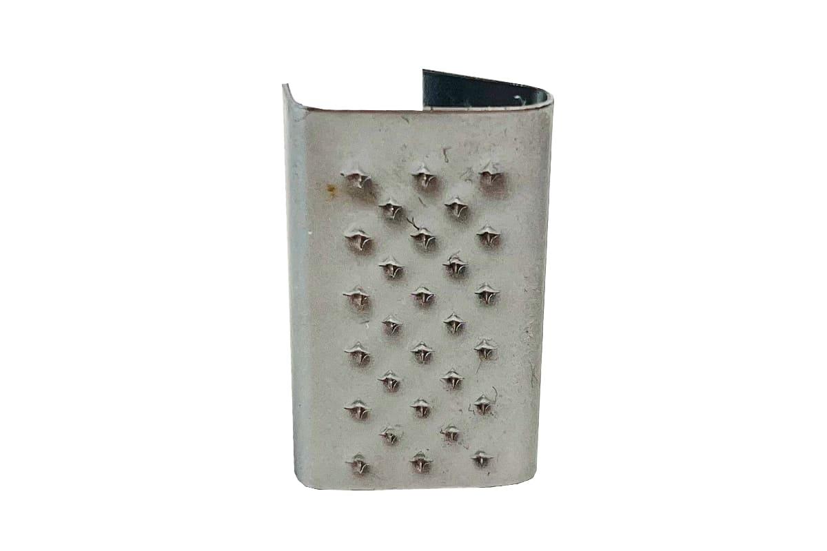 KU Zegels metaal - 16mm - doos a 3.000 stuks