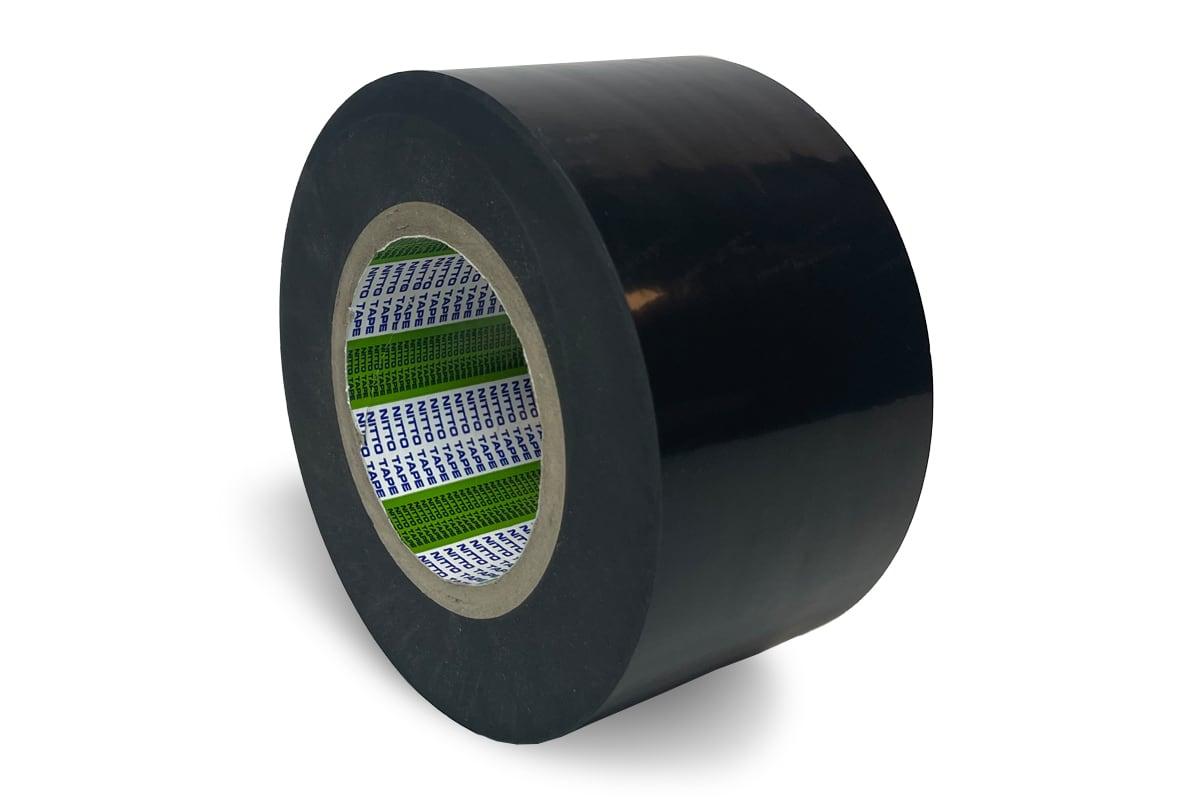 Nitto tape zwart - 75mm x 100m