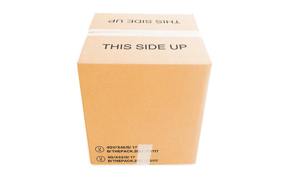 UN 4GV doos - 160 x 160 x 310mm