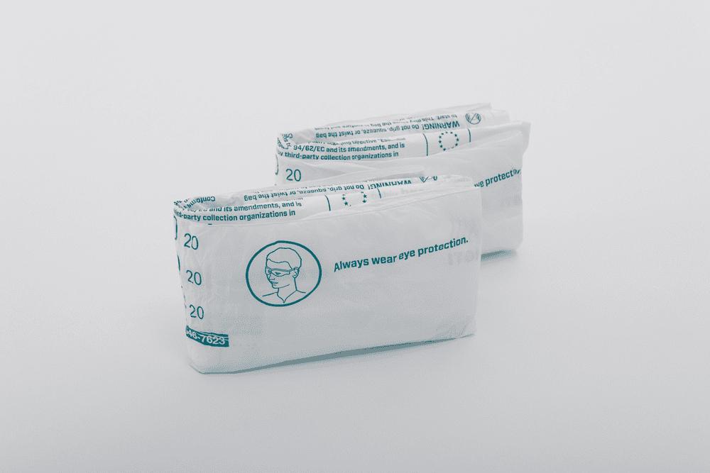 Instapak Quick RT schuimkussen starterkit - set van 18 zakjes