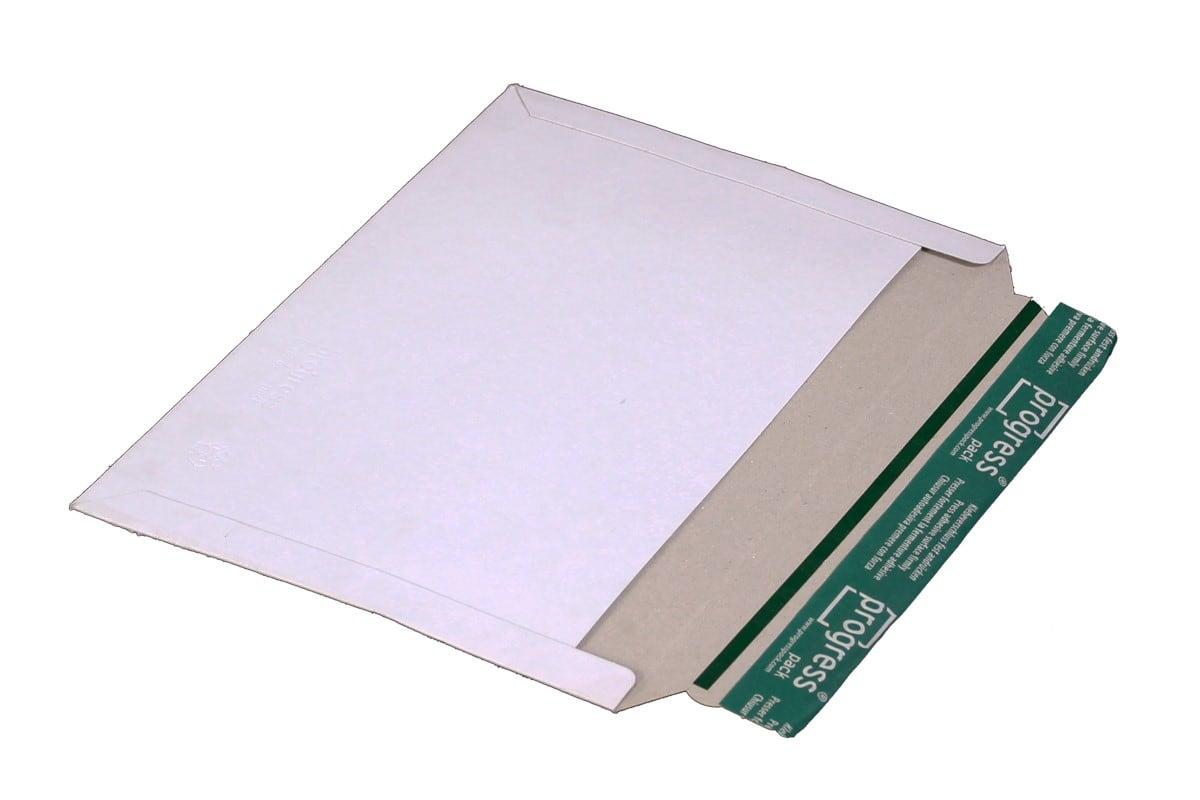 Kartonnen enveloppen wit - 348 x 246mm (100 st)