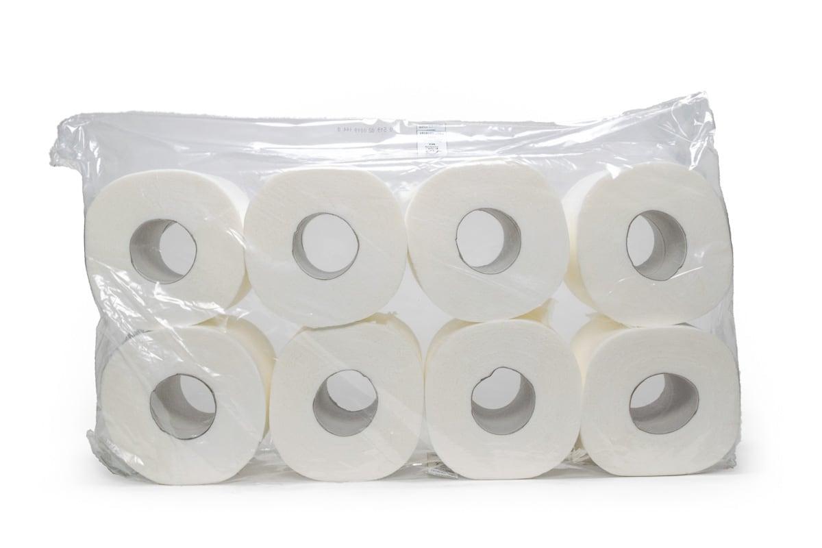 Toiletpapier cellulose 2-laags - 400 vel (40 rollen)