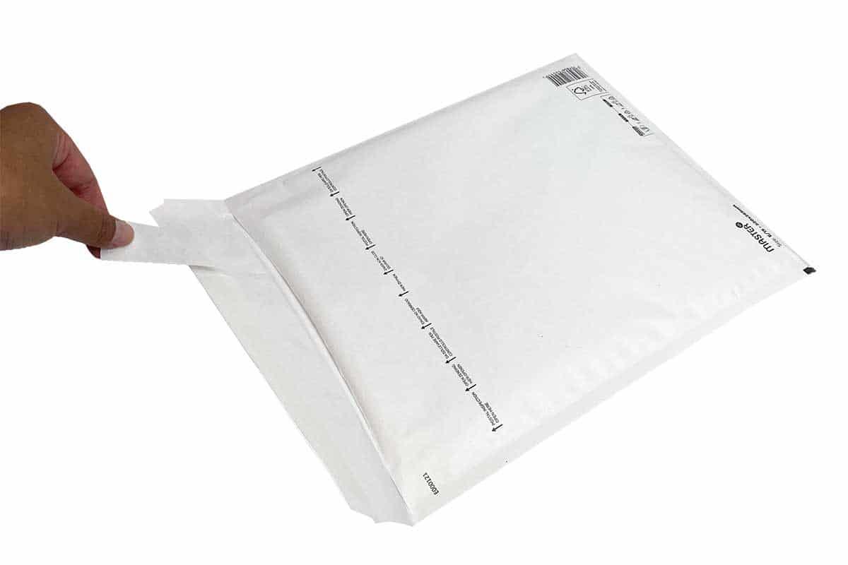 Luchtkussen enveloppen A11 - 110 x 160mm (100 st)