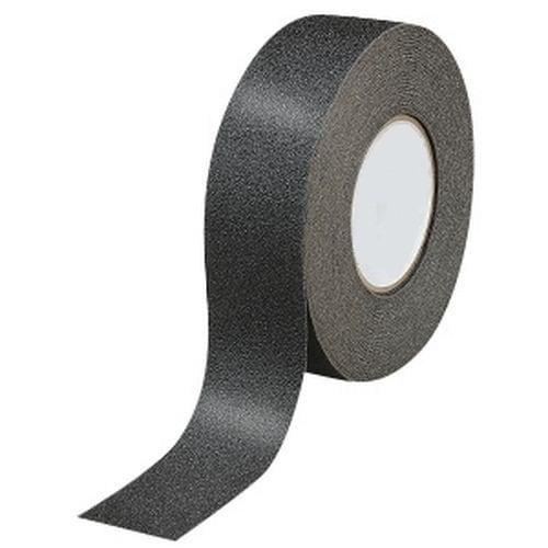 Antislip tape met korrel zwart - 50mm x 18m