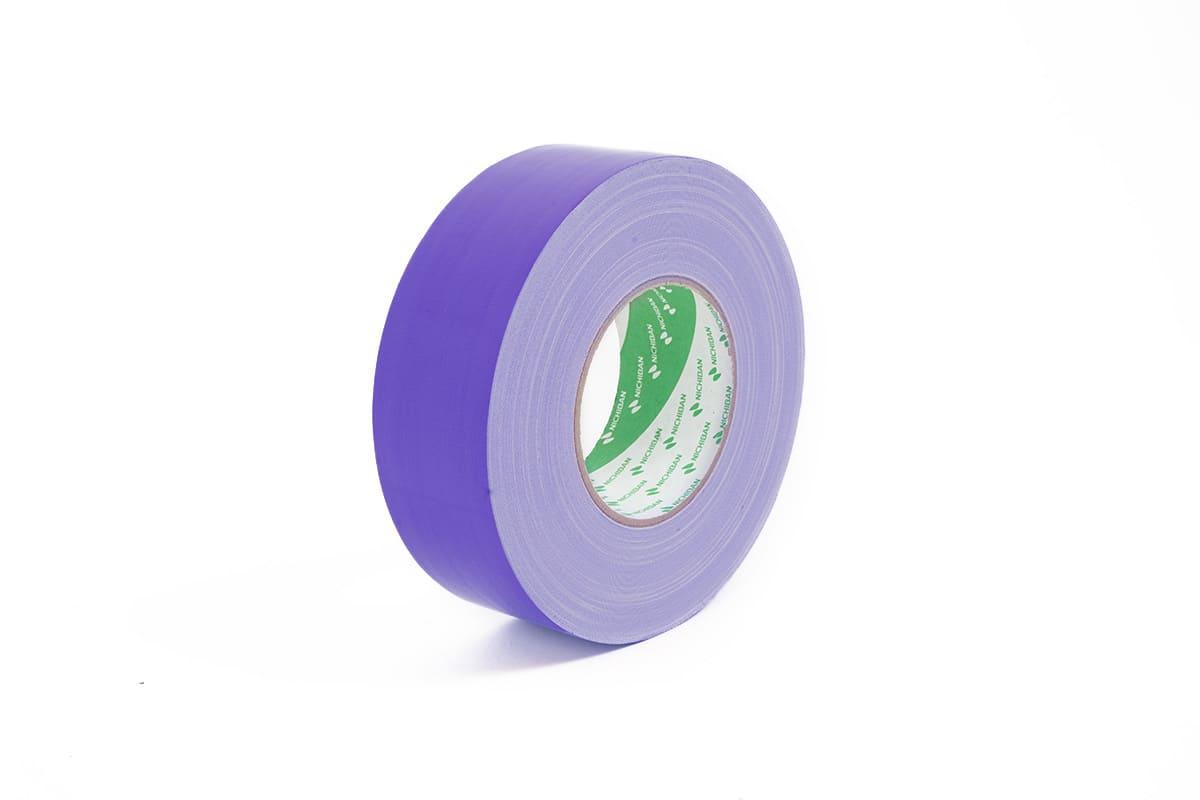 Nichiban® 1200 gaffa tape paars - 50mm x 50m