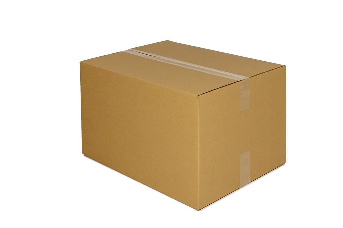 Kartonnen doos - 400 x 300 x 300mm (enkele golf)