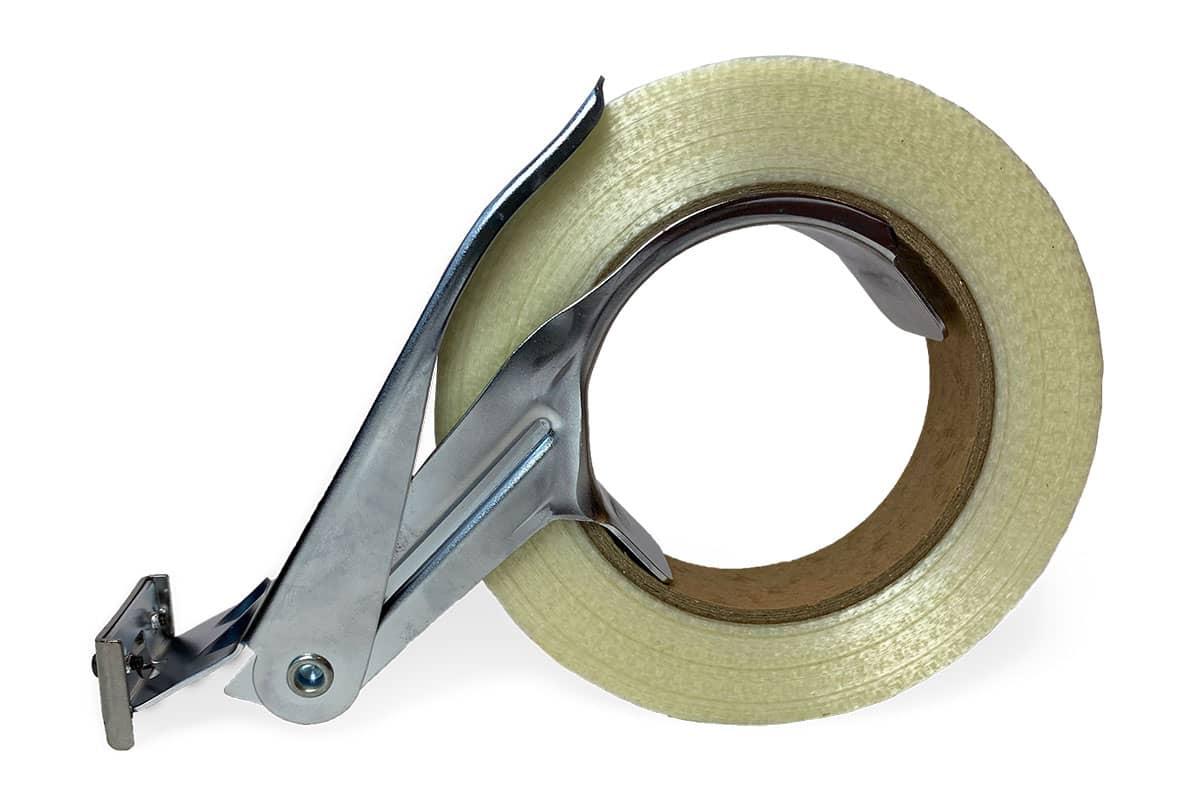 Tape dispenser filament tape - 25mm