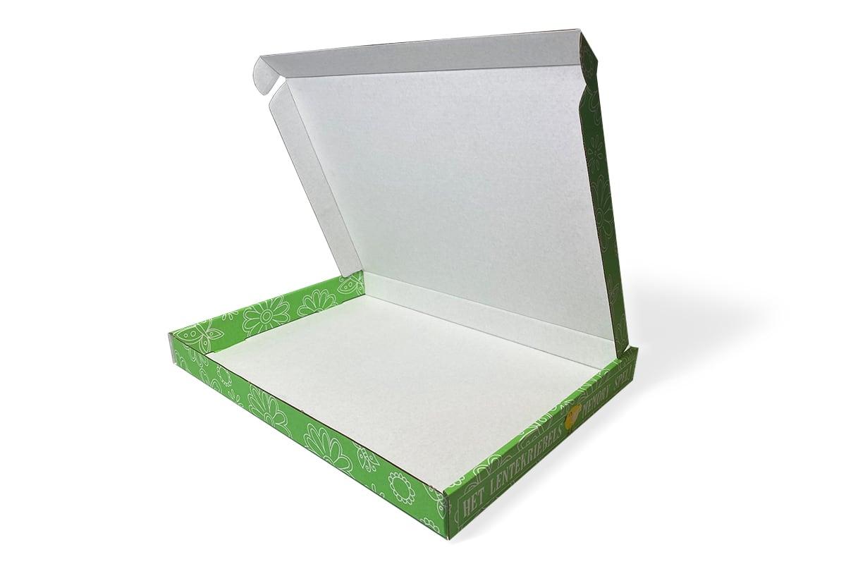 Brievenbus doosje lentekriebels ''memory'' - 310 x 220 x 28mm (A4)