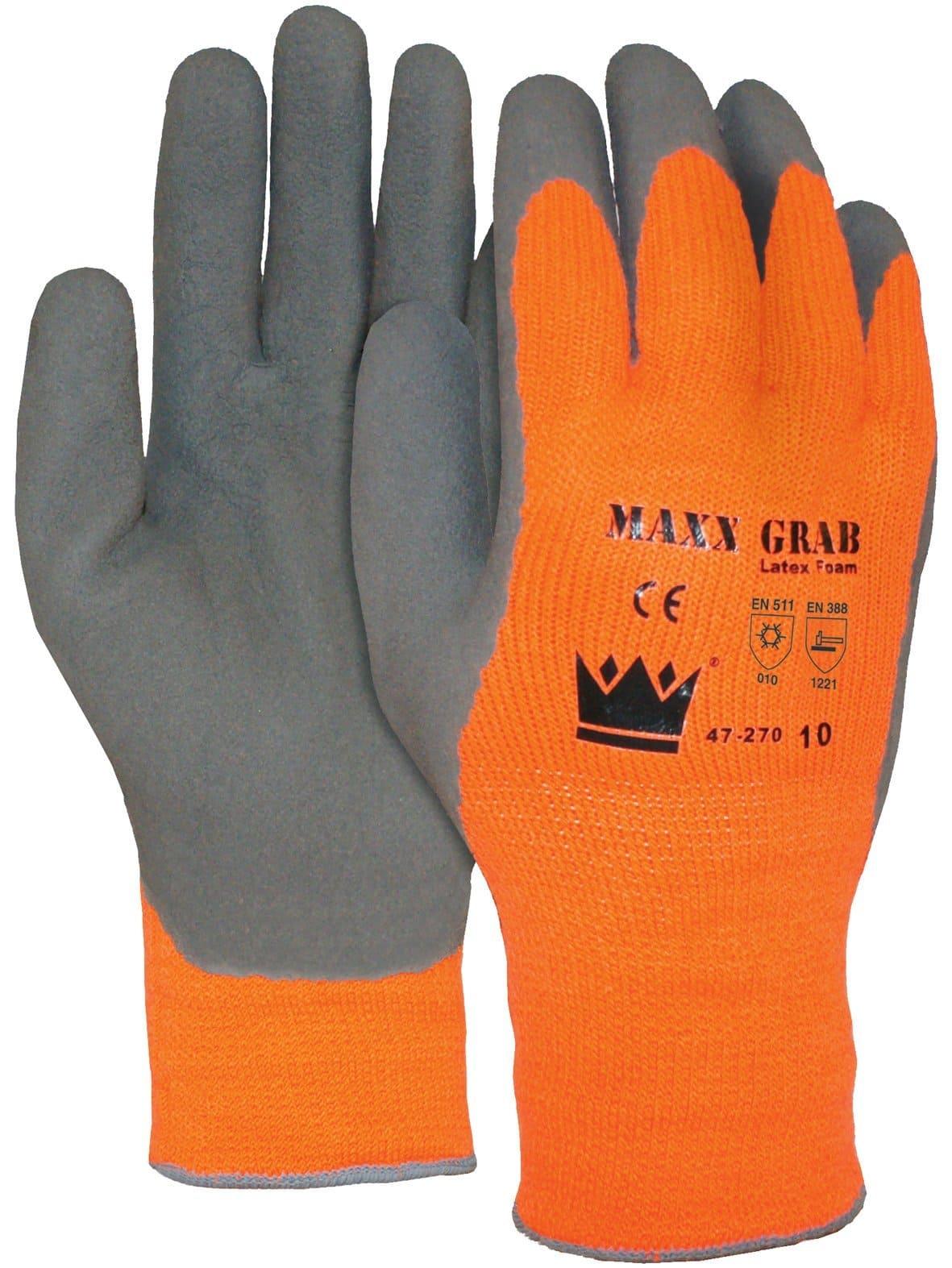 M-Safe Maxx Grab winterfoam 47-270 handschoenen - 12 paar
