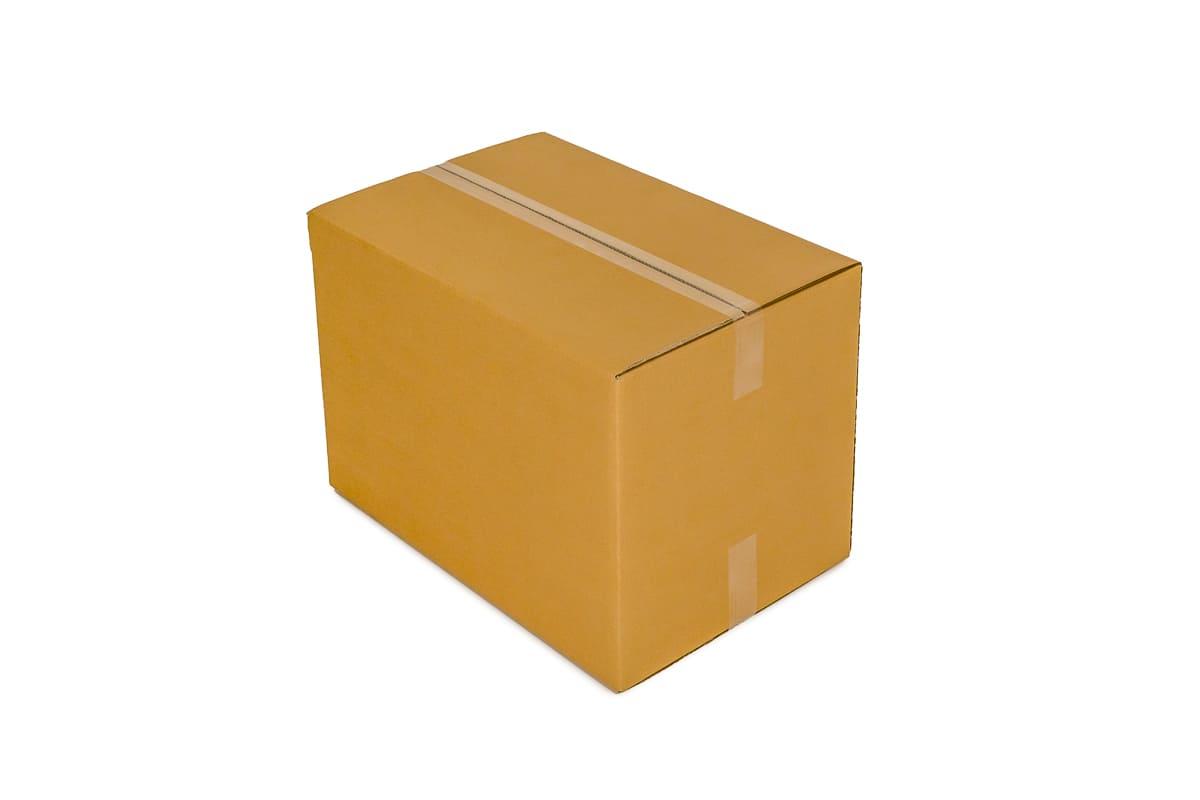 Kartonnen doos - 430 x 300 x 300mm (enkele golf)