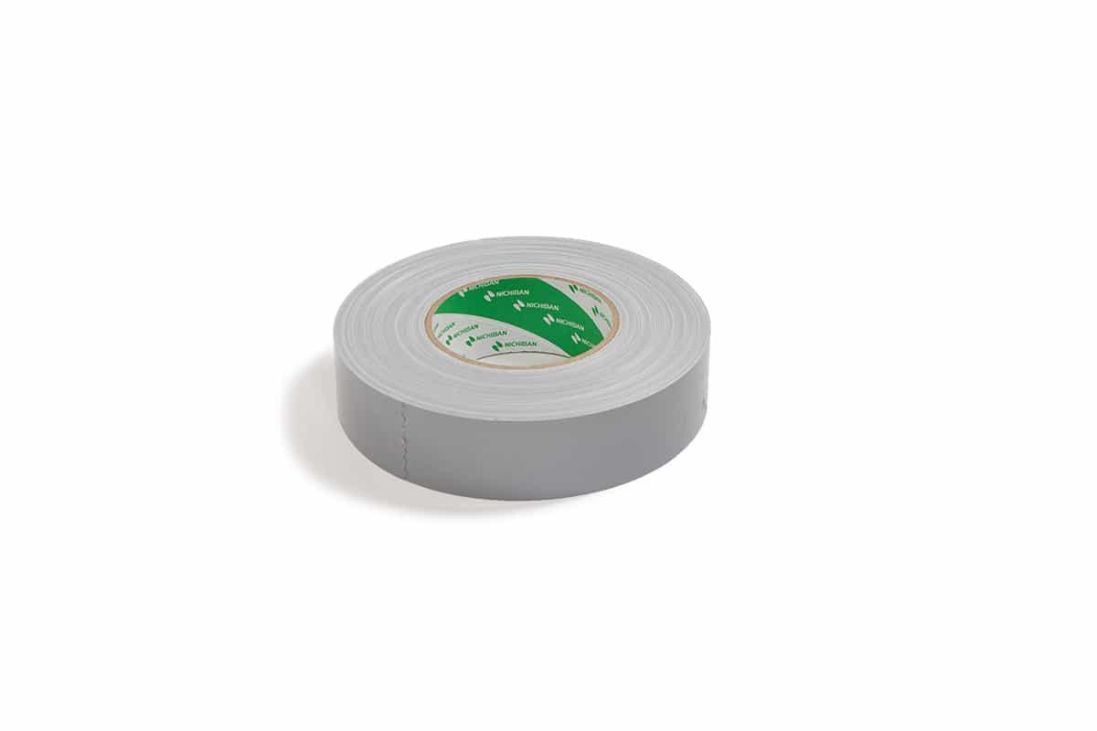 Nichiban® 1200 gaffa tape grijs - 25mm x 50m