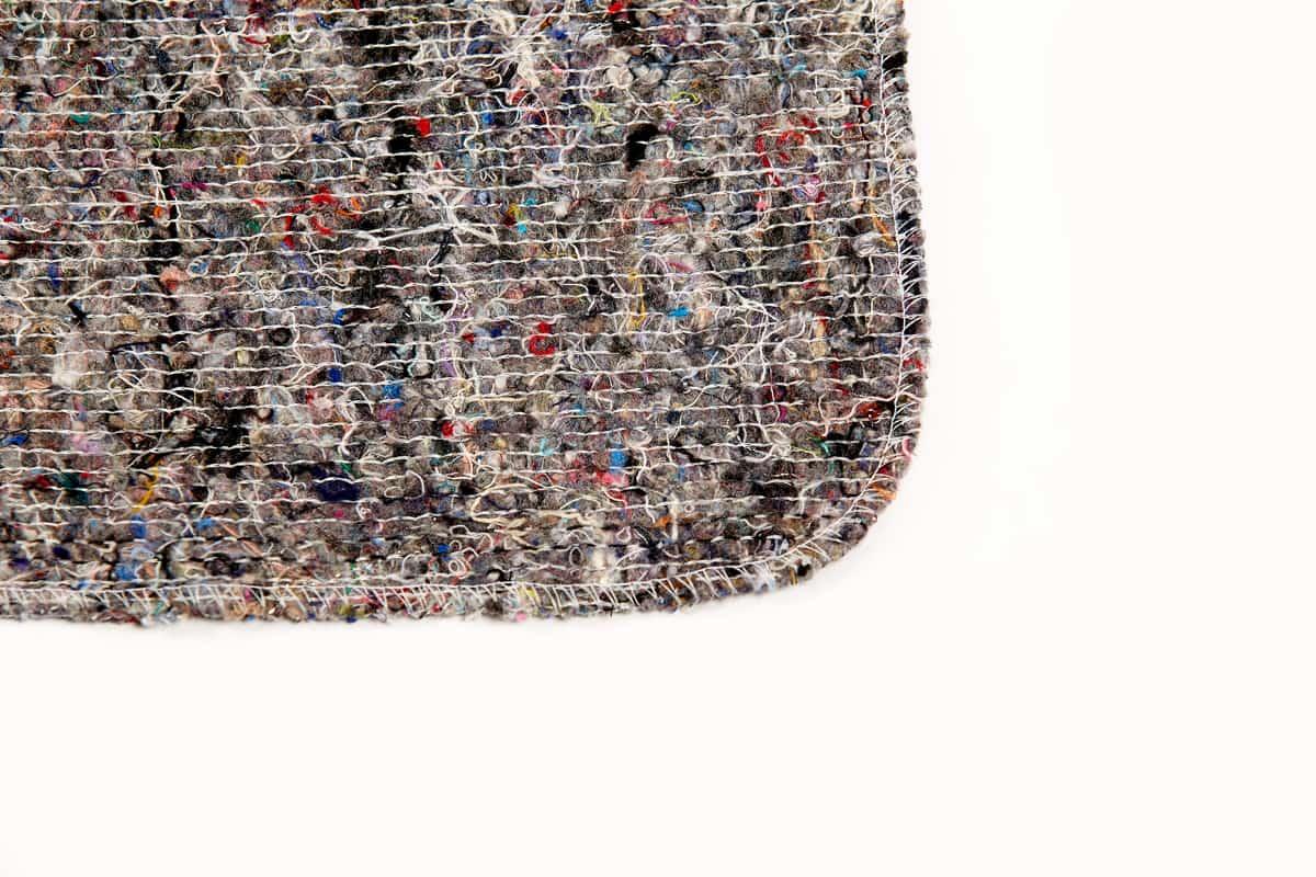 Verhuisdeken gestikt - 150 x 250cm x 1575gr (5 st)
