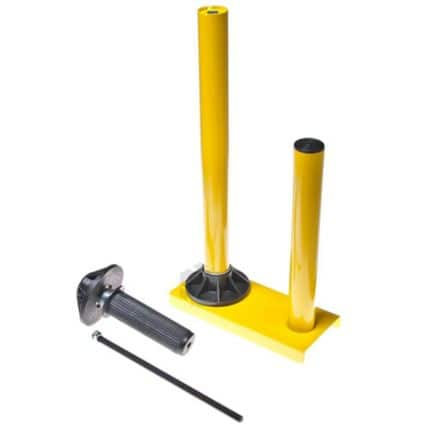 Handwikkelfolie dispenser budget - 25 tot 50cm