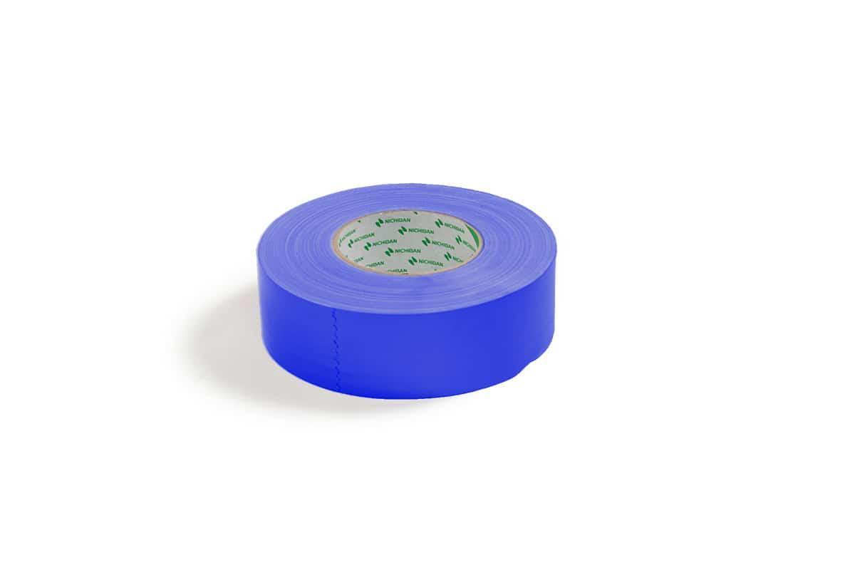 Nichiban® 1200 gaffa tape blauw - 38mm x 50m