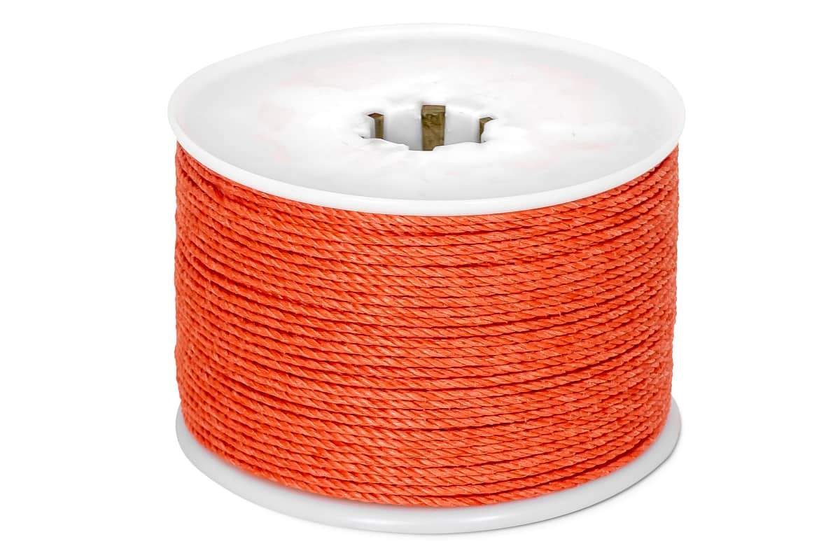 PP touw geslagen - 4mm x 220m