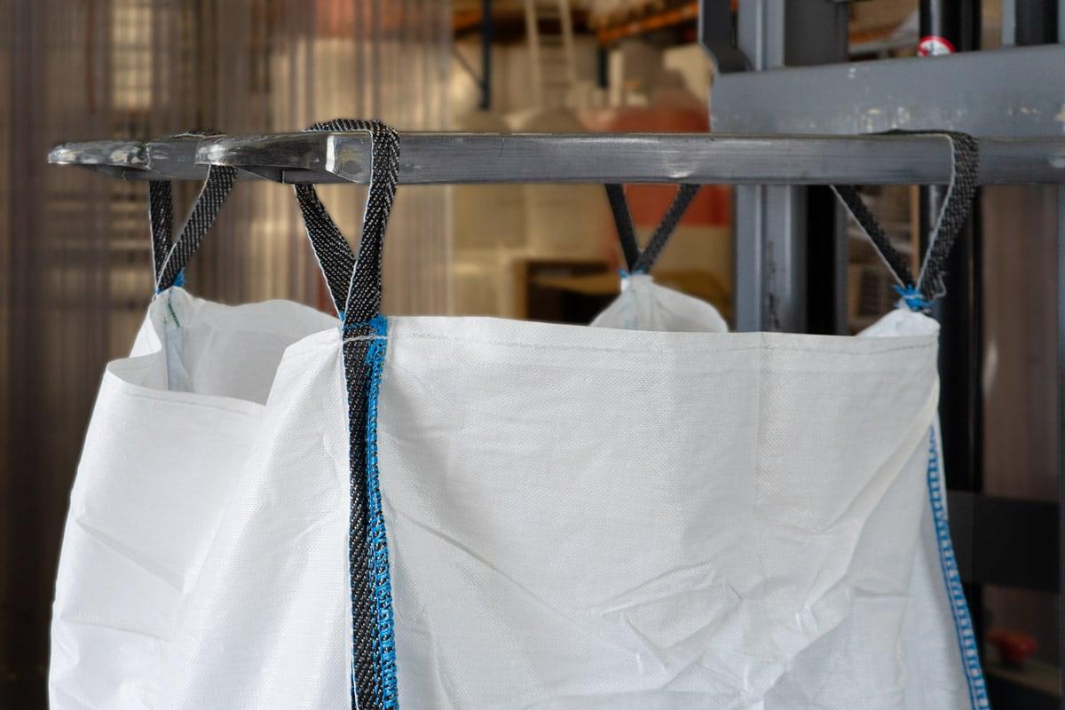 Bedrukte Big Bag met bedrijfslogo - 90 x 90 x 110 cm (1 m³)
