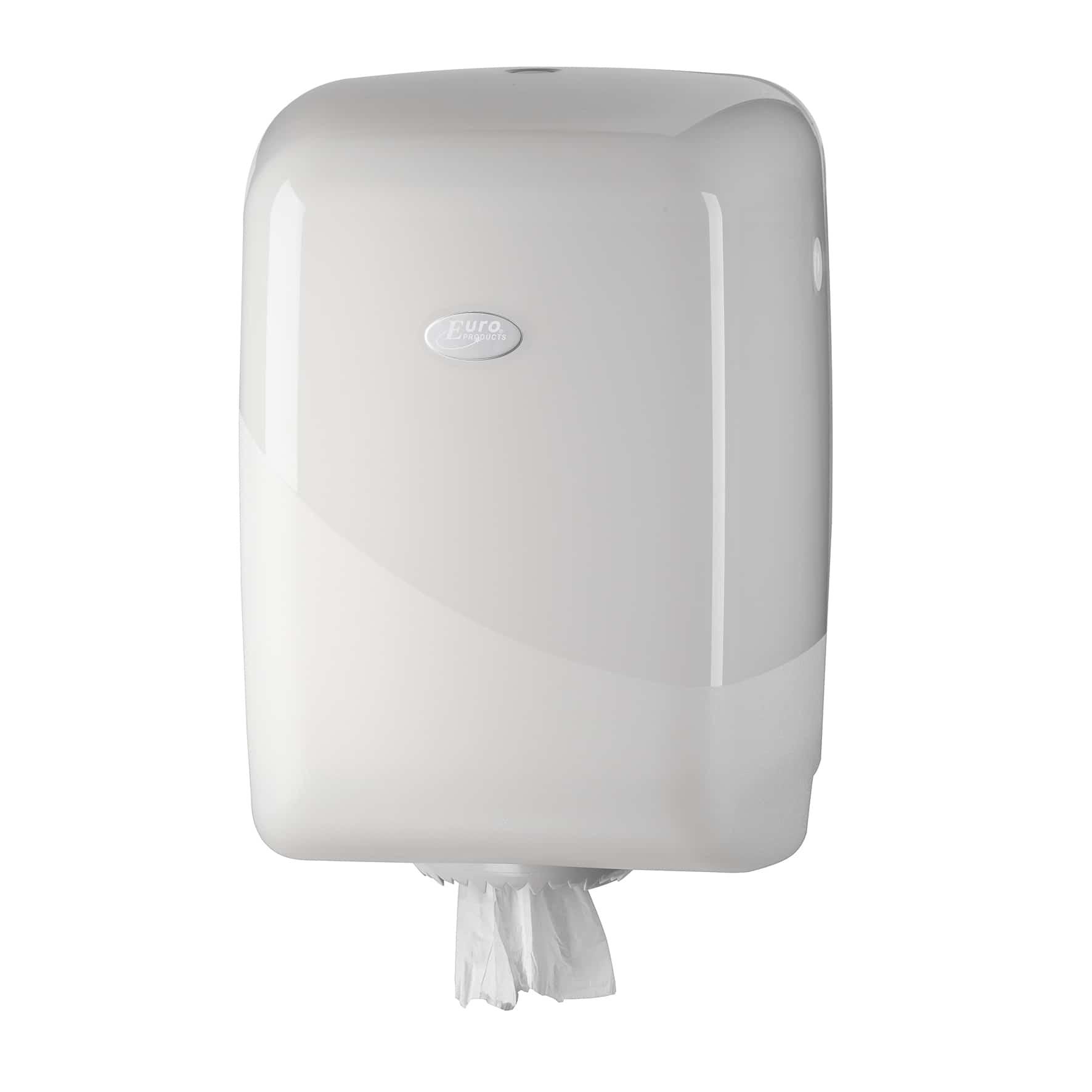 Pearl White Midi dispenser