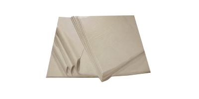 Zijdepapier houthoudend bruin - 420 x 600mm x 28g/m²