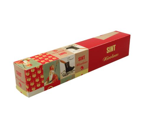 Sinterklaas Kokerdoos - 50 x 60 x 320mm (25 st)