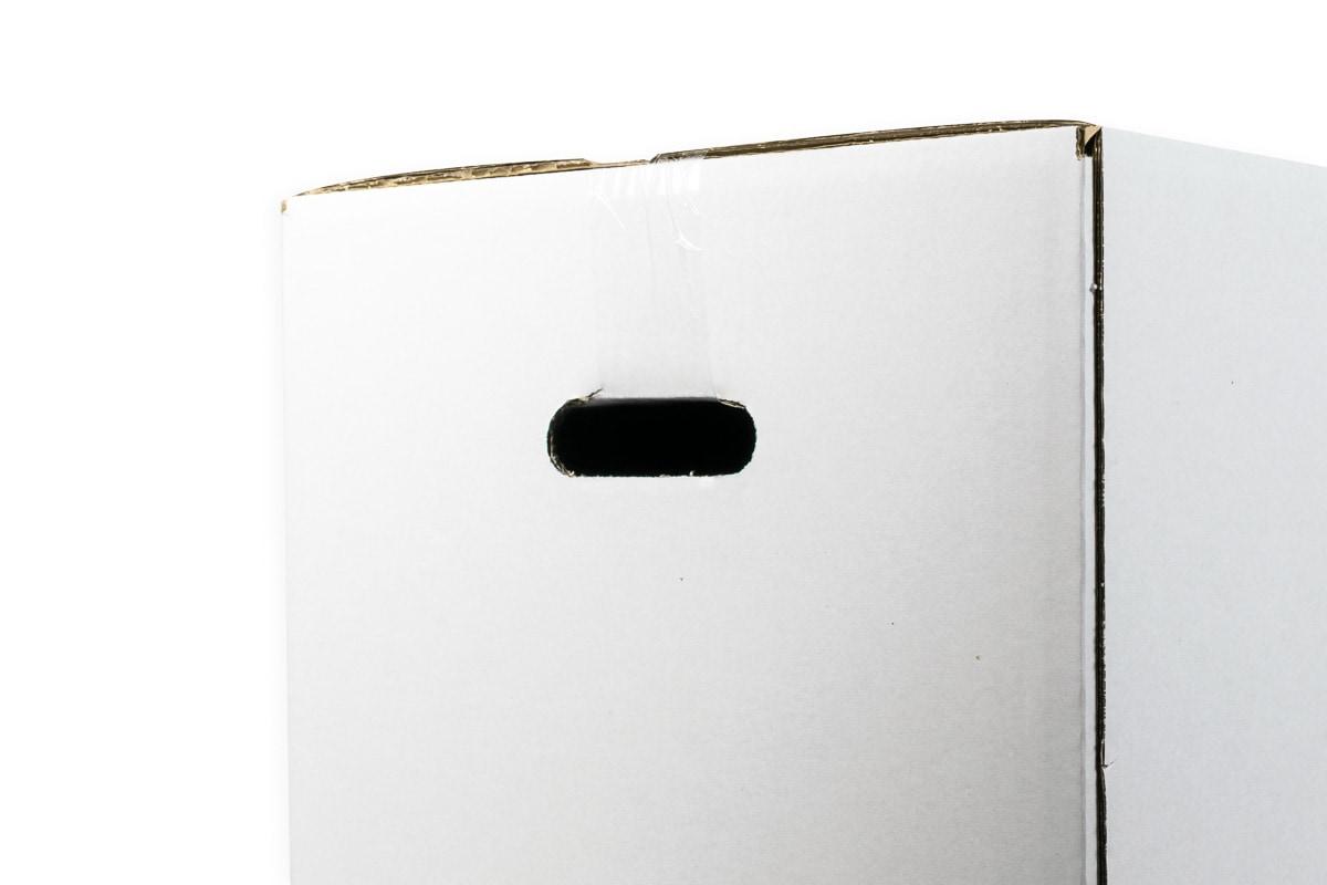 Verhuisdozen met handgrepen - 530 x 336 x 350mm