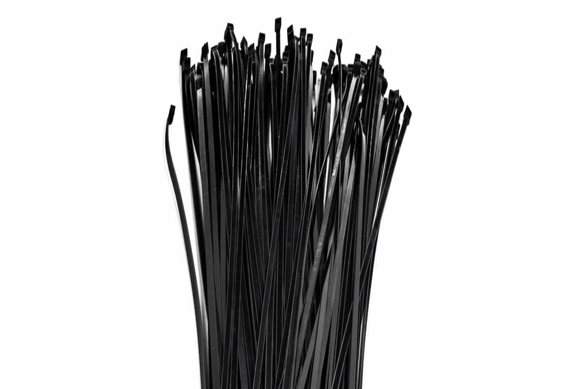 Kabelbinders zwart - 540mm x 7,6mm (100 st)