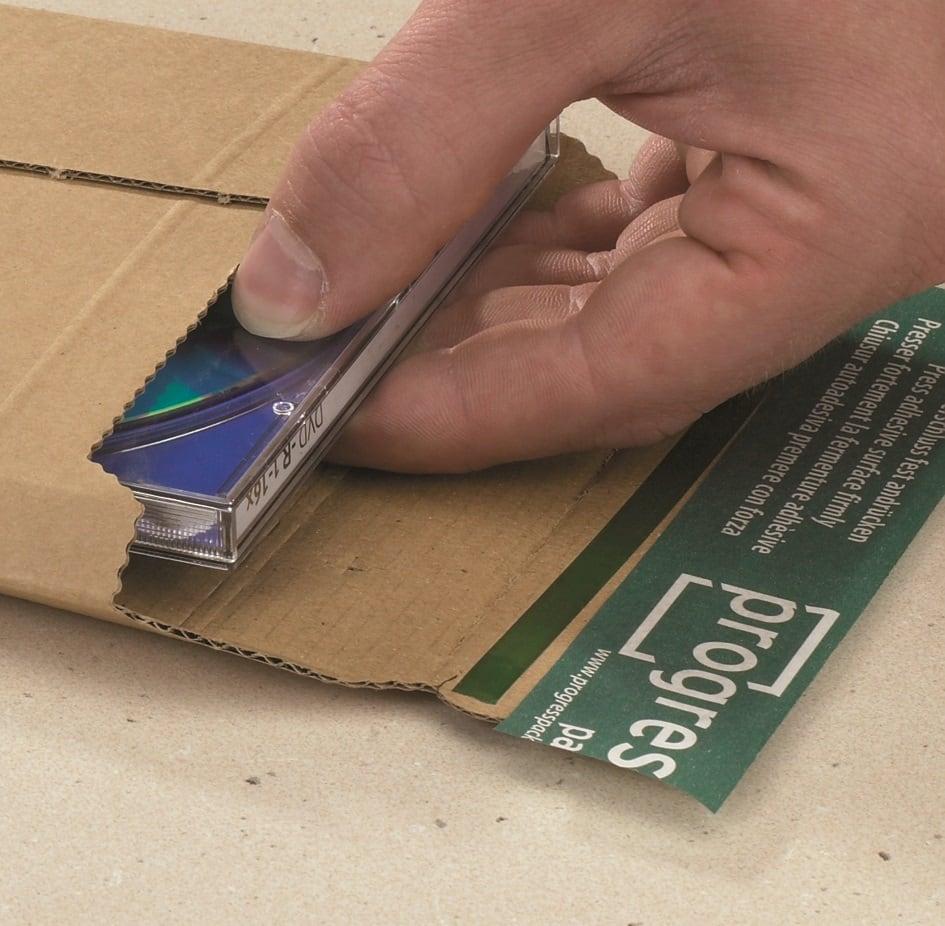 Kartonnen enveloppen Premium - 530 x 640 x 55mm (50st)