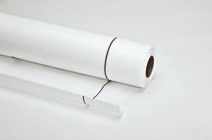 Gewapende dampdoorlatende folie - 200cm x 50m